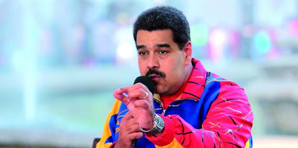Maduro: no abriré frontera hasta lograr un acuerdo garantizado