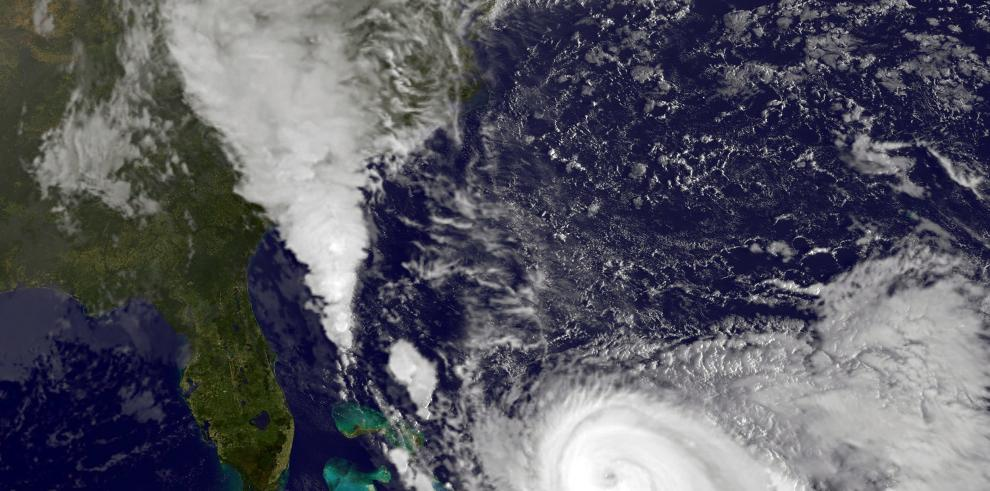 Huracán Joaquín se dirige a isla Bermudas