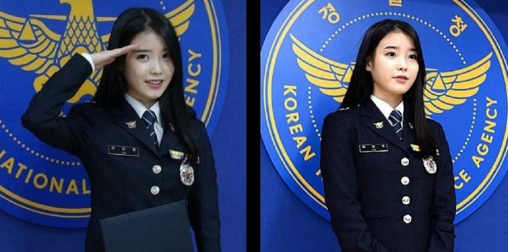 Kim Miso la mujer policía más sexy del mundo