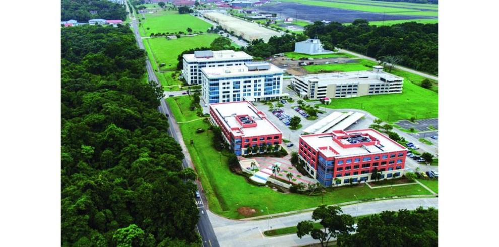 Panamá Pacífico tiene su primer edificio verde