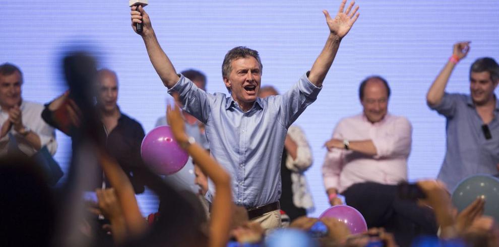 """Mauricio Macri acaba con doce años de la llamada """"era K"""""""