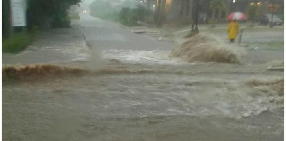 Inundaciones y deslizamientos afectan a Chiriquí