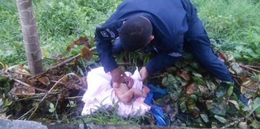 Senniaf investiga caso de bebé abandonado en Chiriquí