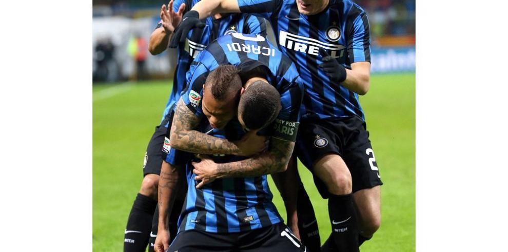 Inter es el líder en Italia