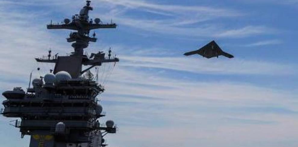 Bombardeos contra el EI en Irak desde portaaviones francés