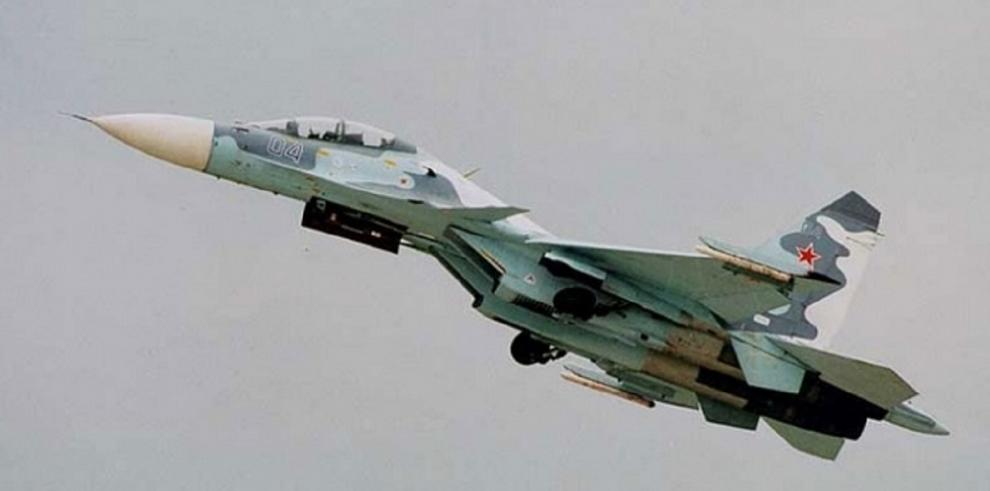 Denuncian aproximaciones peligrosas de aviones rusos a cazas turcos