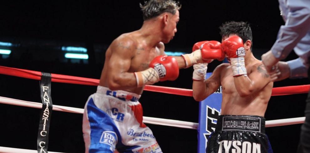 """""""Tyson"""", otra vez contra """"El Nica"""""""
