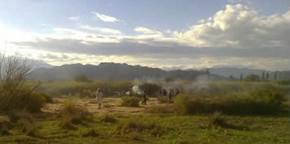 Diez muertos deja choque de dos helicópteros en Argentina