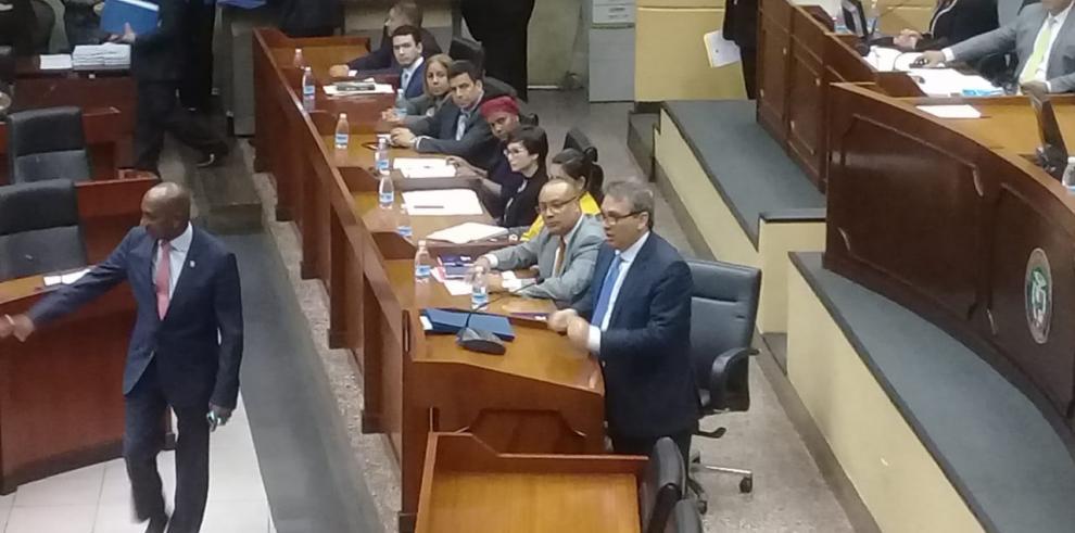 Defensor del Pueblo ante la Asamblea