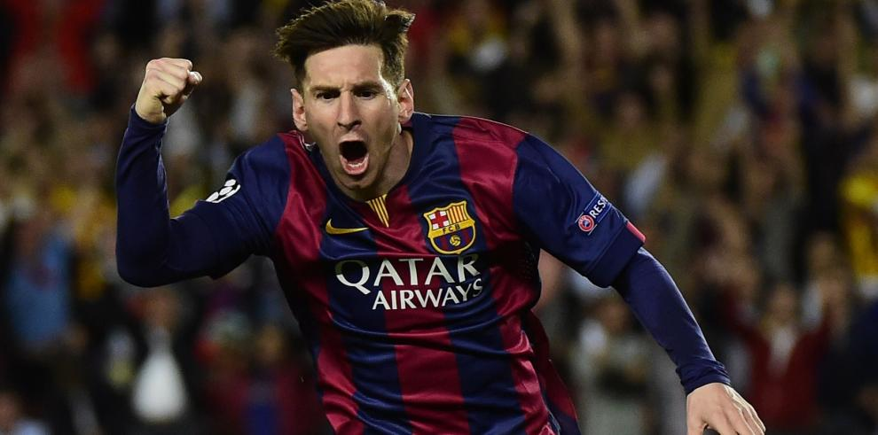 Barcelona derrotó 3-0 a Bayern con doblete de Messi