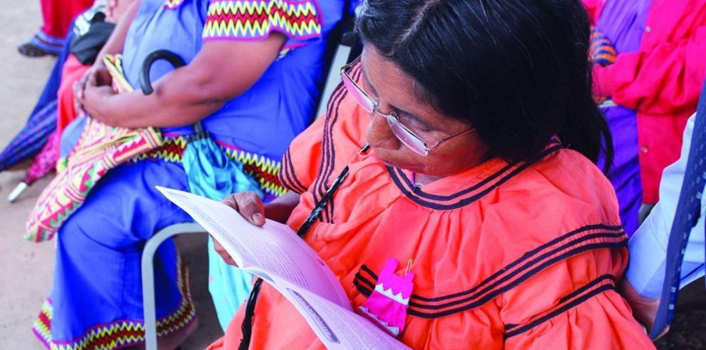 En Chiriquí han sido alfabetizadas 6 mil personas
