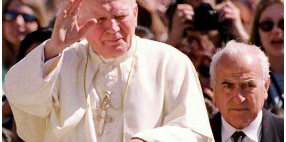 Llegan a Panamá reliquias de Juan Pablo II