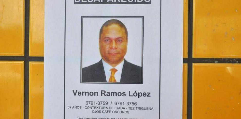 Supuesto testigo aseguró que Vernon Ramos está muerto