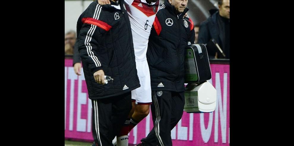 Khedira abandonará el Real Madrid