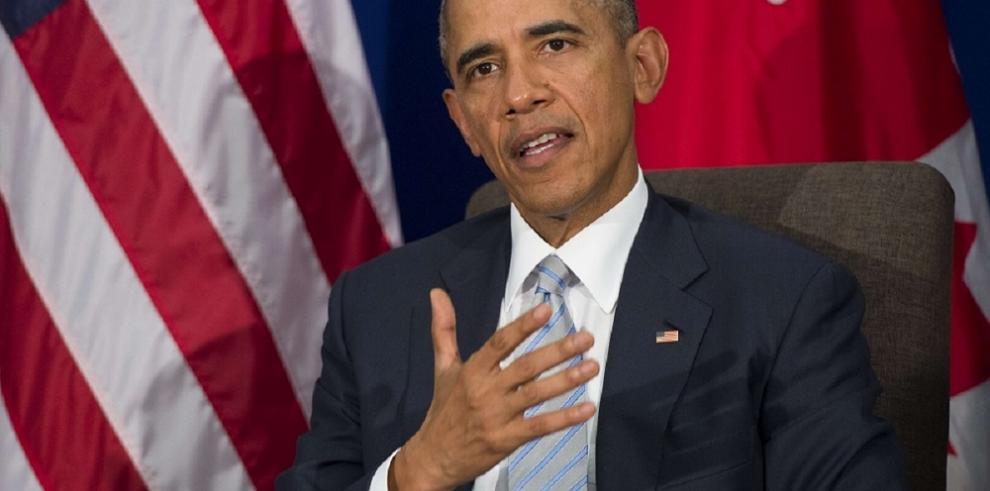 Obama: Asad debe dejar el poder para poner fin a la guerra en Siria