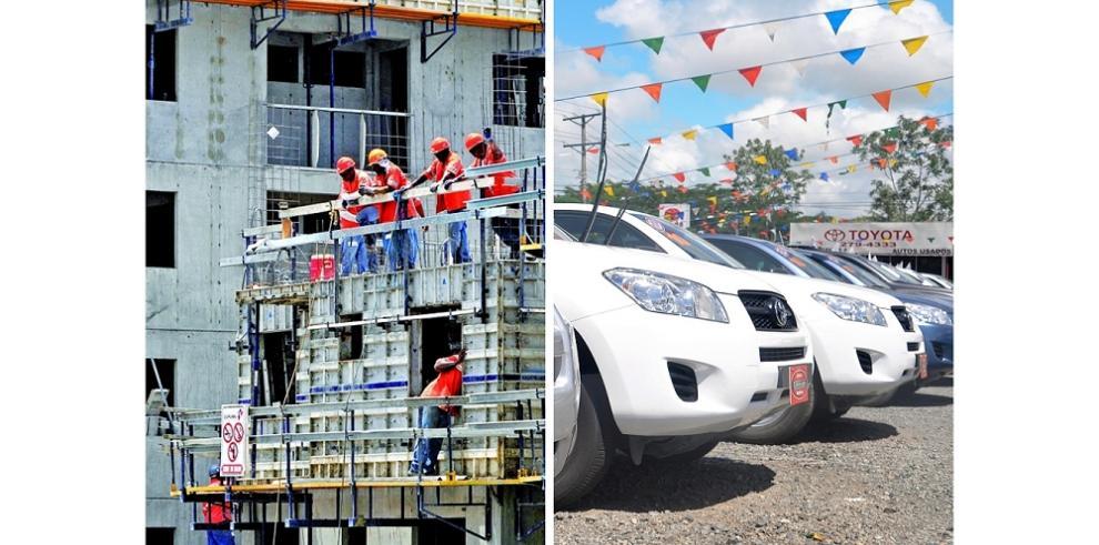 La construcción y venta de autos crecióentre enero y septiembre