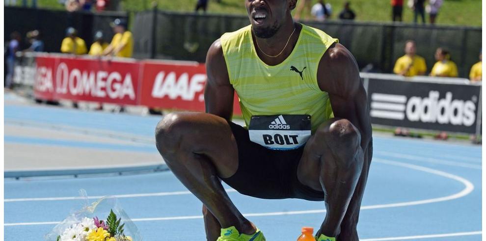 Usain Bolt es finalista para el premio de la IAFF