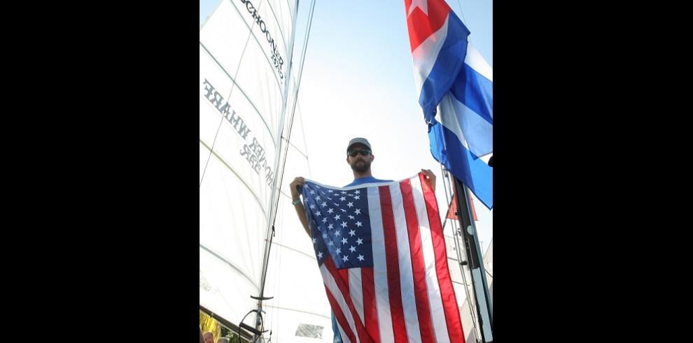 Veleros de Cuba y Estados Unidos realizaron regata amistosa