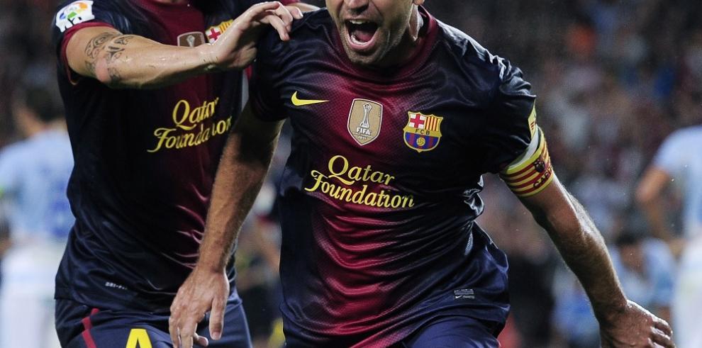 Xavi le dirá adiós al FC Barcelona tras casi una vida en el club