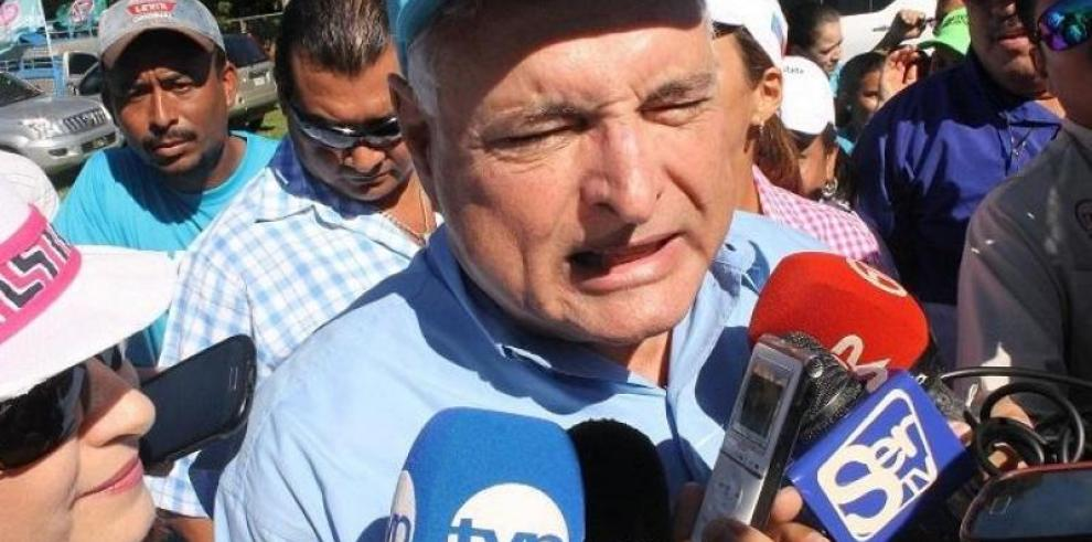 Martinelli se pronuncia ante investigaciones contra magistrados