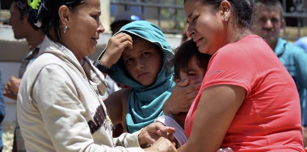 Deslave en Salgar deja 52 fallecidos y 37 lesionados