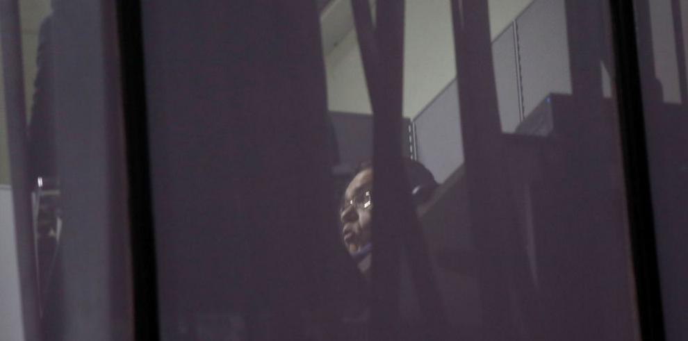 Dictan medida cautelar a favor de Bosco Vallarino