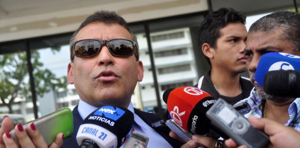 Fiscal Oydén Ortega realiza diligencia de bienes de Ricardo Martinelli