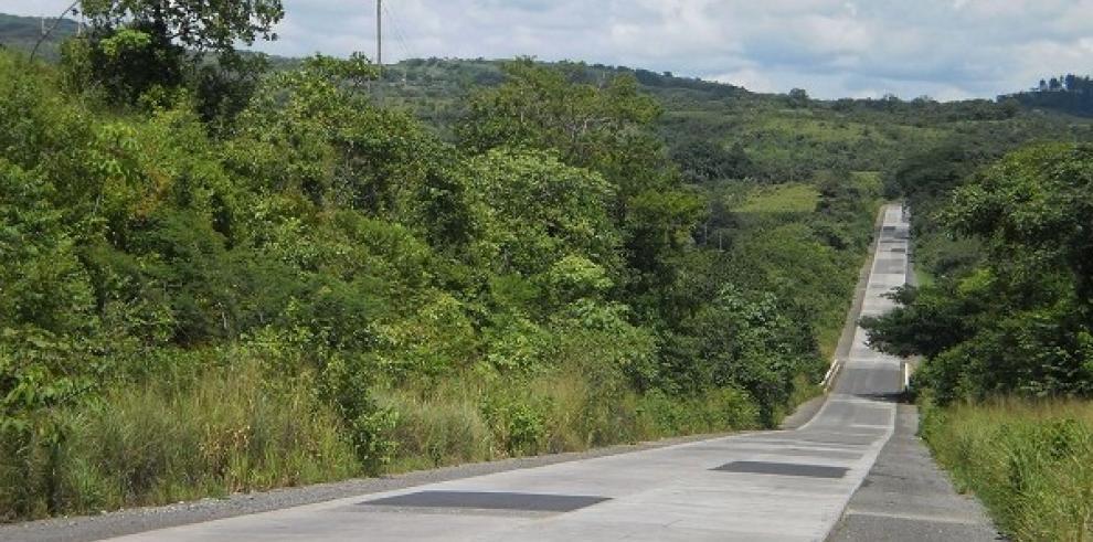 Tramo de la panamericana en Veraguas estará cerrada el viernes