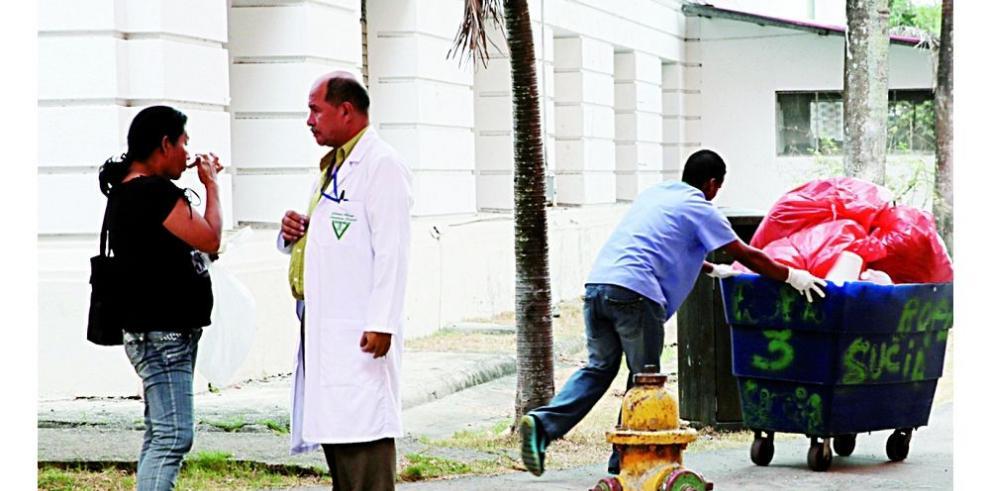 Basura hospitalaria sigue siendo un negocio de millones