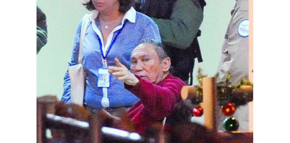 Buscan anular juicio a Noriega