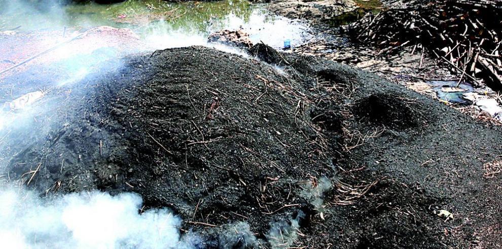 Producción del carbón podría bajar a una media anual de 0.8%