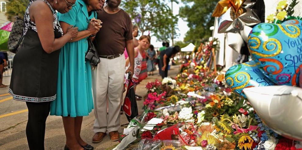 Protestas luego de la matanza en Charleston