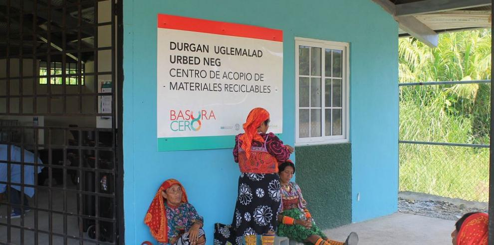 Guna Yala apuesta por un desarrollo sostenible