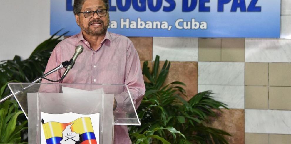 Las FARC, listas para entrar en la política