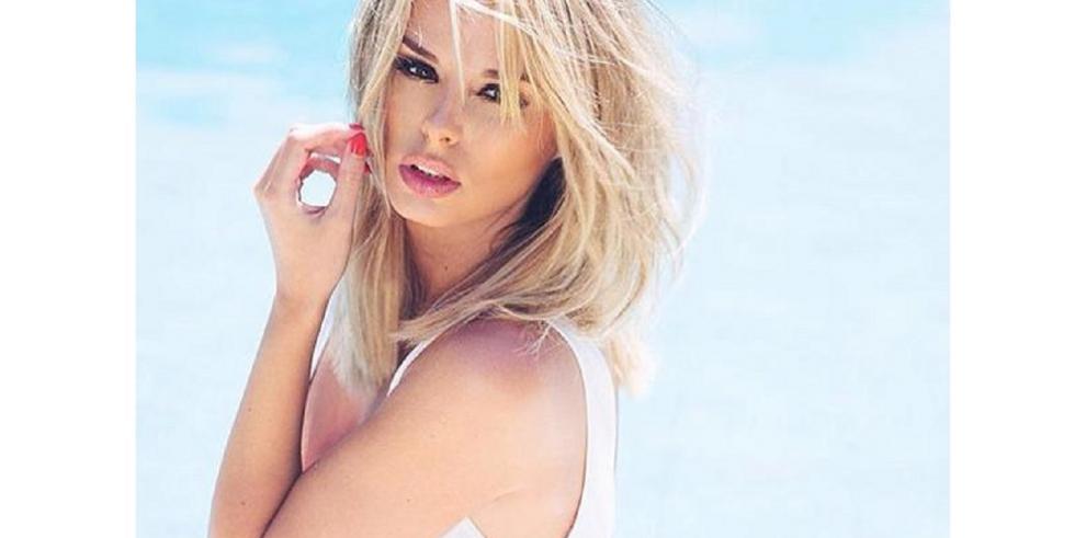 Rhian Sugden, la modelo que supuestamente rechazó a Cristiano Ronaldo