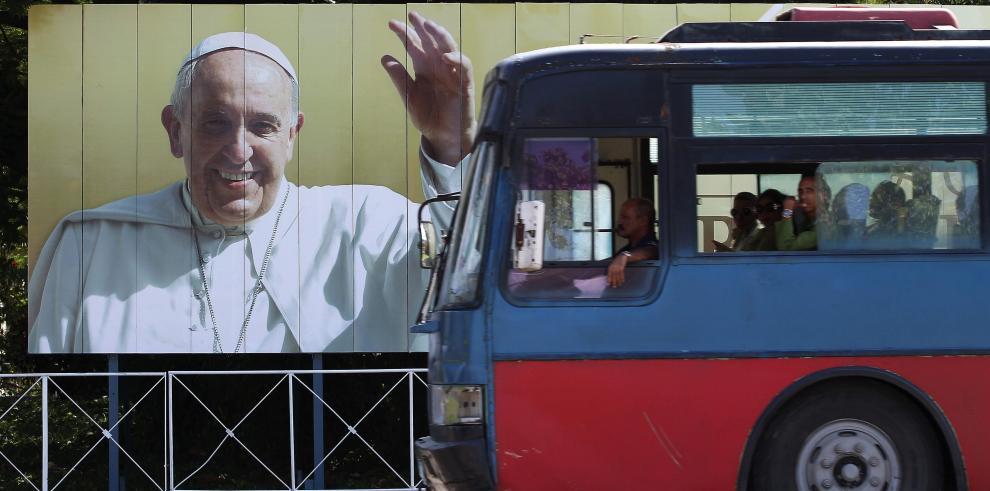 Peregrinos de Miami vuelven a Cuba tras décadas para visita del Papa