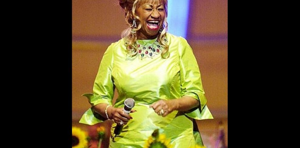 Celebran tributo a Celia Cruz en Miami