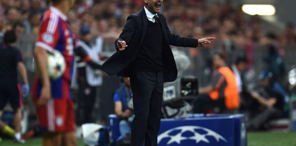 Bayern Múnich negociará la renovación de Pep Guardiola