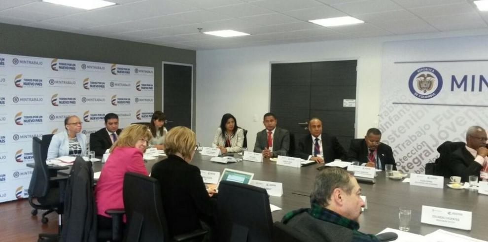Panamá y Colombia firman acta de compromiso