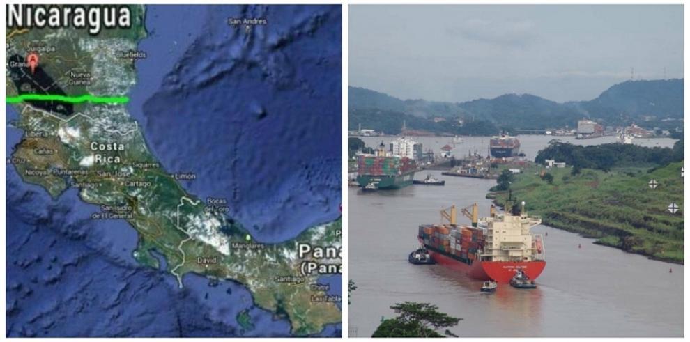Nicaragua dice que canal que proyecta hacer y el de Panamá se complementan