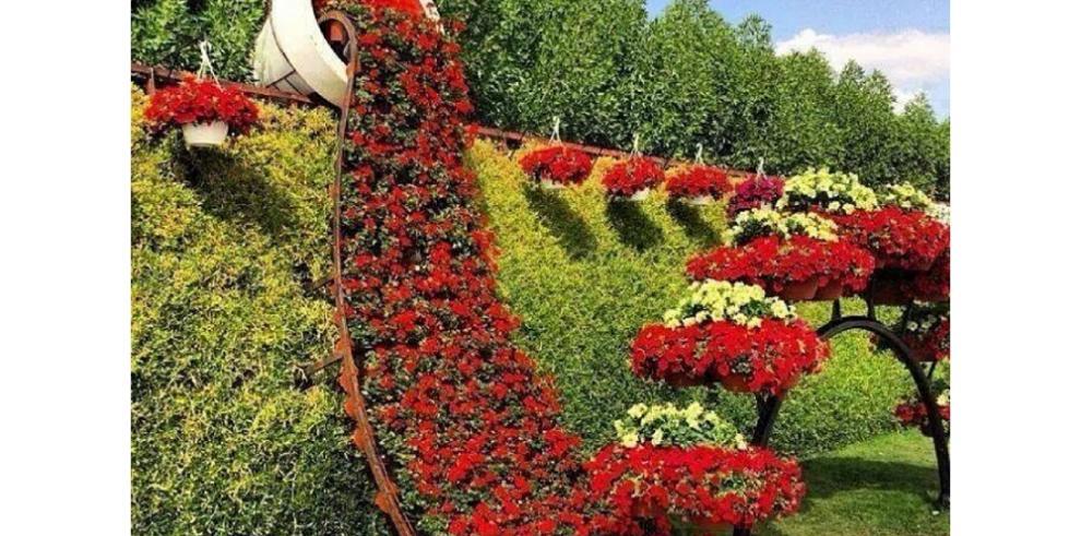 Espectaculares decoraciones en jardines