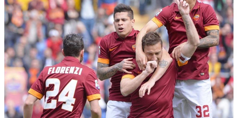 Roma y Lazio se juegan su pase a la Liga de Campeones