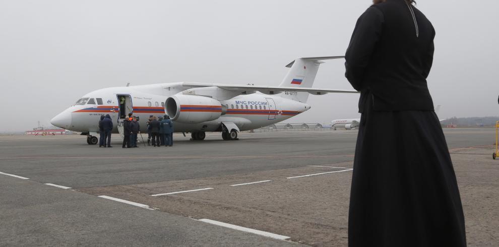 Caja negra de avión ruso confirma carácter