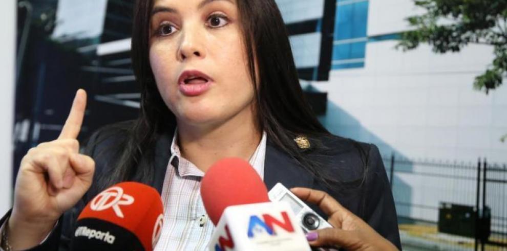 Zulay Rodríguez reacciona ante las declaraciones de Martinelli