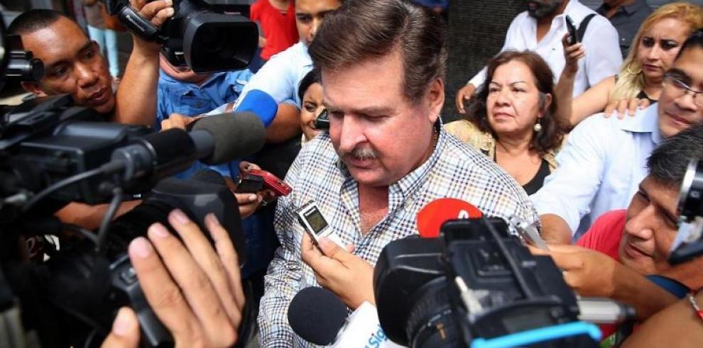 Alejandro Garuz amplía indagatoria por la compra de radares