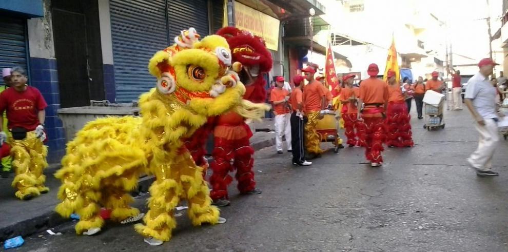 Comunidad China en Panamá celebra Año Nuevo de la Cabra
