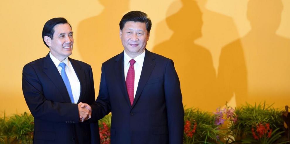 Taipei señala política de la oposición contra Pekín