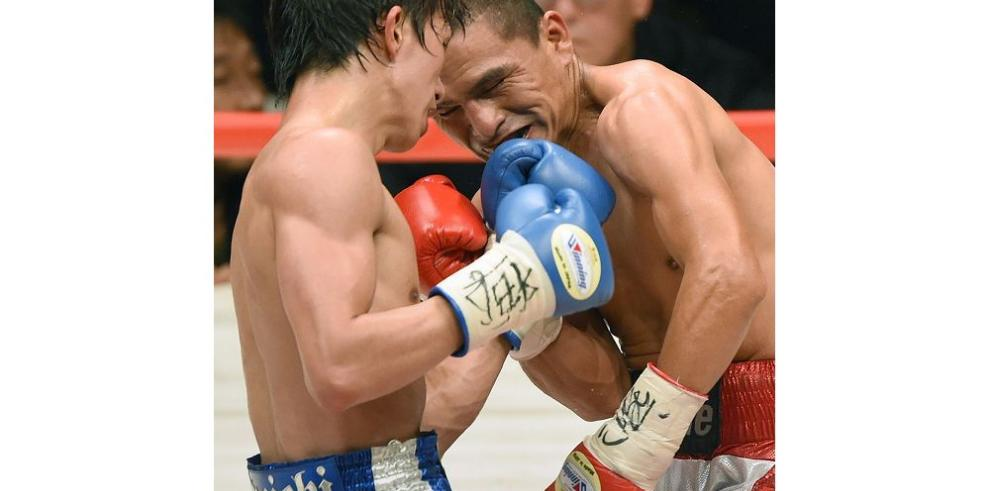 Noche vieja cargada de boxeo en Japón