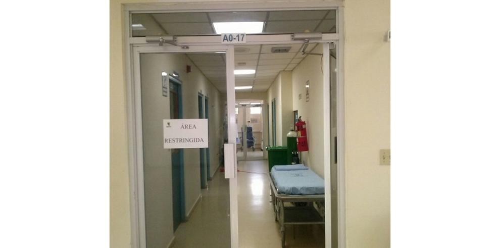 El Hospital Aquilino Tejeira ya tiene su sala de hemodiálisis