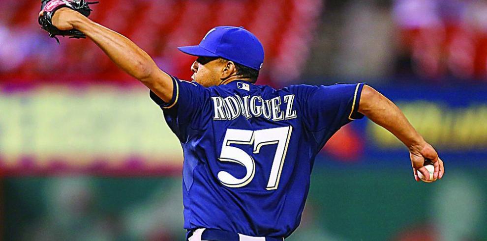 Rodríguez mantiene su eficacia este año